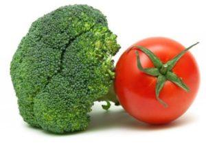 Tomato (Lycopene) and Broccoli (I3C) Diet